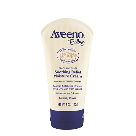 Aveeno Baby Soothing Relief Mositure Cream 139ml
