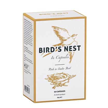 Unichi Bird Nest in Capsules 60 caps