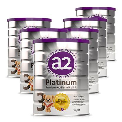 A2 Platnium Stage 3 (12-36 months) 900g x 6