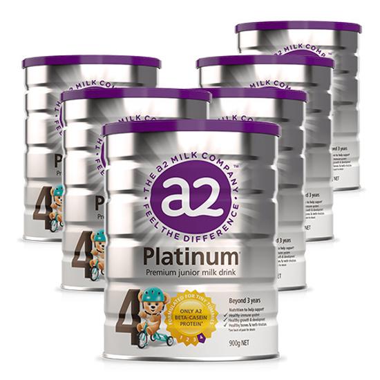 A2 Platnium Stage 4 (36 months+) 900g x 6