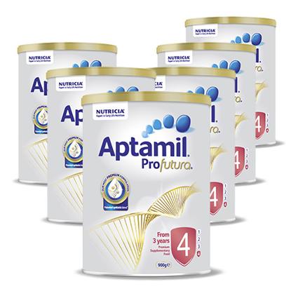 Aptamil Profuturo Stage 4 (24 months+) 900g x 6