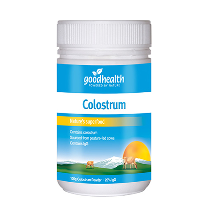 Goodhealth Colostrum 100g