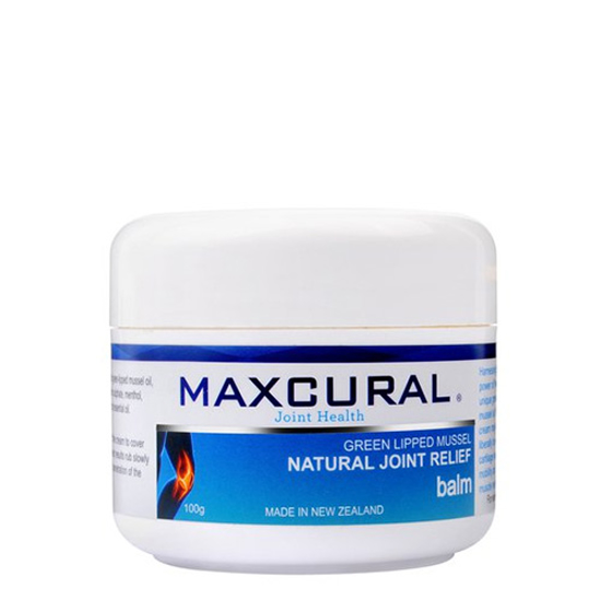 Maxcural Green Lipped Mussel Oil Balm 100g