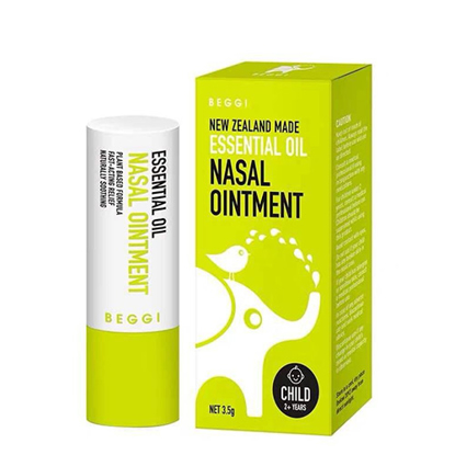 BEGGI Nasal Ointment for Child 2yr+ 3.5g