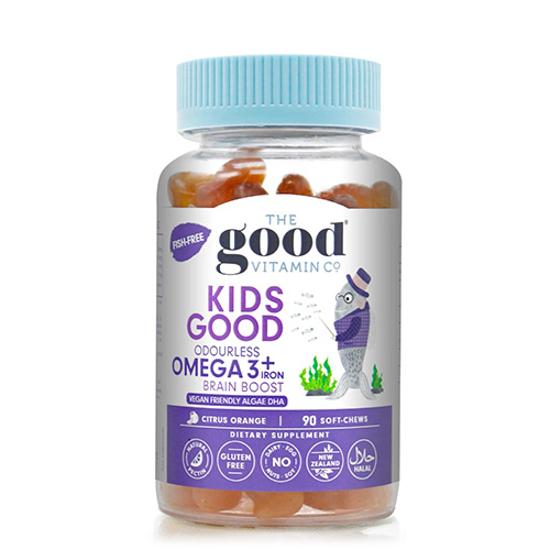 The Good Vitamin Co Kids Good Omega 3 90 soft-chews