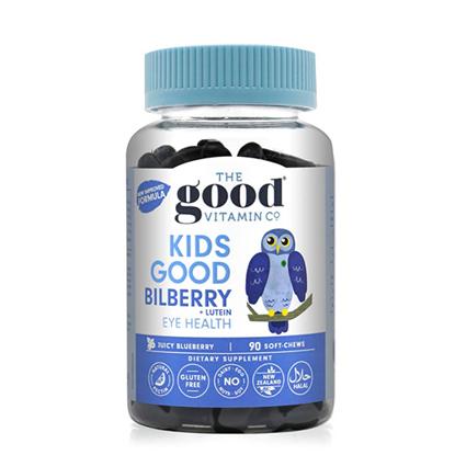 The Good Vitamin Co Kids Good Bilberry 90 soft-chews