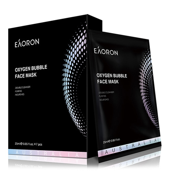 Eaoron Oxygen Bubble Face Mask 7 pcs