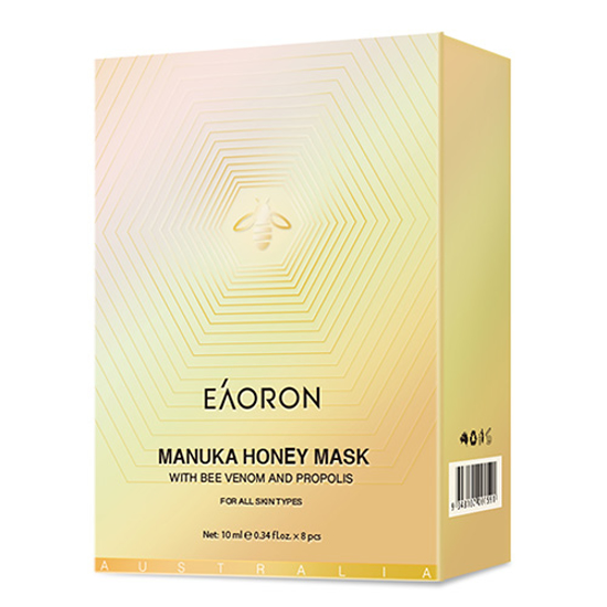 Eaoron Propolis Facial Mask 8 packs