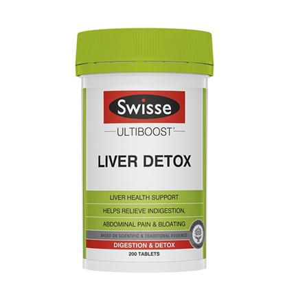 Swisse Liver Detox 200 Tables