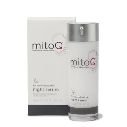 MitoQ Crystal Brightening & Skin Correcting Serum 30ml
