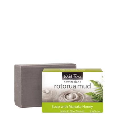 Parrs Rotorua Mud Soap with Manuka Honey 125g