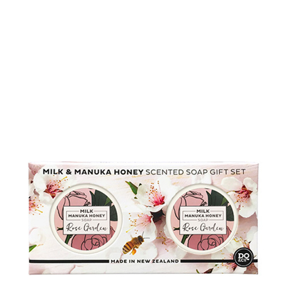 DQ & CO Scented Soap Gift Set Rose Garden 40g x 2