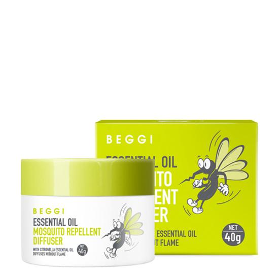 BEGGI Mosquito Repellent Diffuser 40g