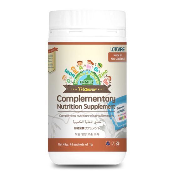 Triamour Complementary Nutrition Supplement 1g x 45 sachets
