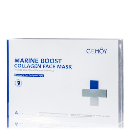 Cemoy Marine Boost Collagen Face Mask 5 pcs