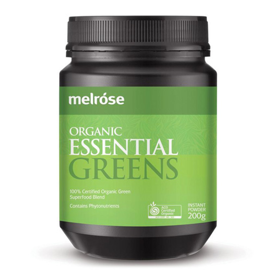 Melrose Orgnic Essential Greens 200g