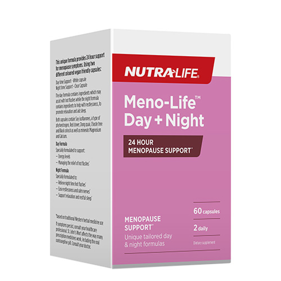 Nutralife Meno-Life Day + Night 60 caps