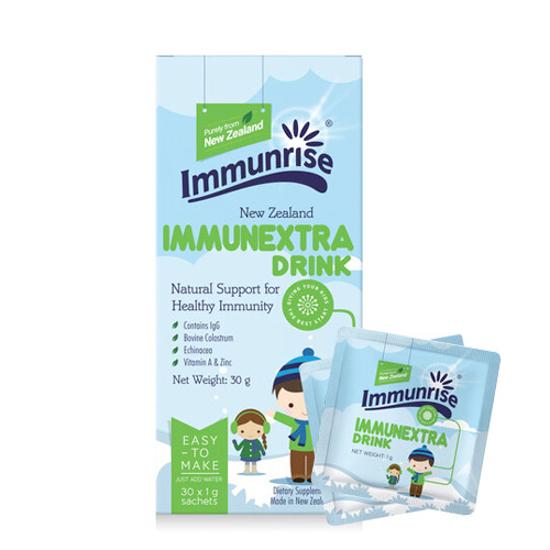 Immunrise Kids Immunextra Drink 30 sachets