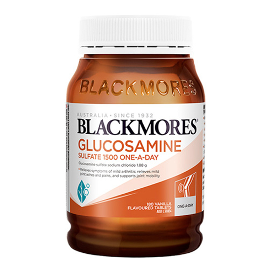 Blackmores Glucosamine 1500mg one a day 180 tables