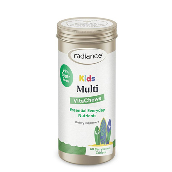 Radiance Kids Multi 27 Essential Vitamins + Minerals 60 tables