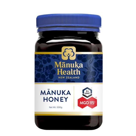 Manuka Health MGO™ 115+ Manuka Honey 500gm