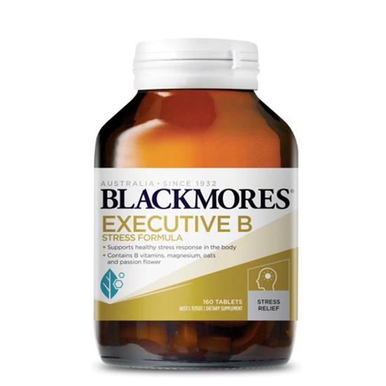 Blackmores Executive B Stress Formula 160 tabs