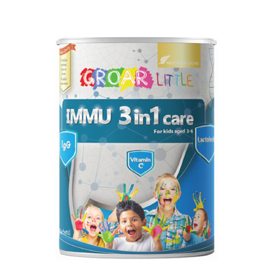 Triamour Groar Immu 3 in 1 care for kids aged 3-6 90g