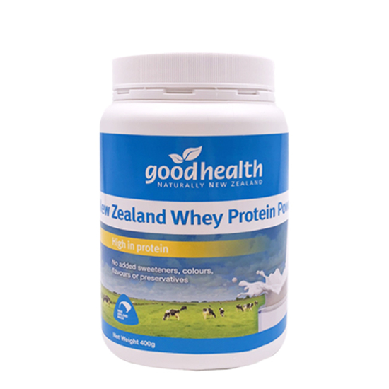 Goodhealth New Zealand Whey Protein Power 400g