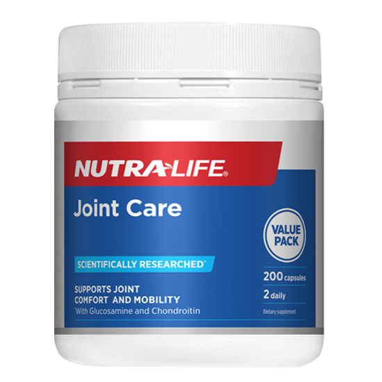 Nutralife Joint Care Caps 200s