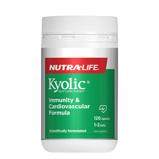 Nutralife Kyolic Aged Garlic Extract 120 caps