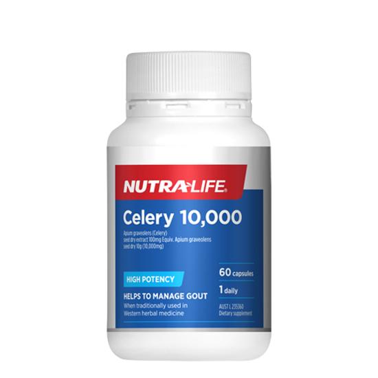 Nutralife Celery 10000 60 caps