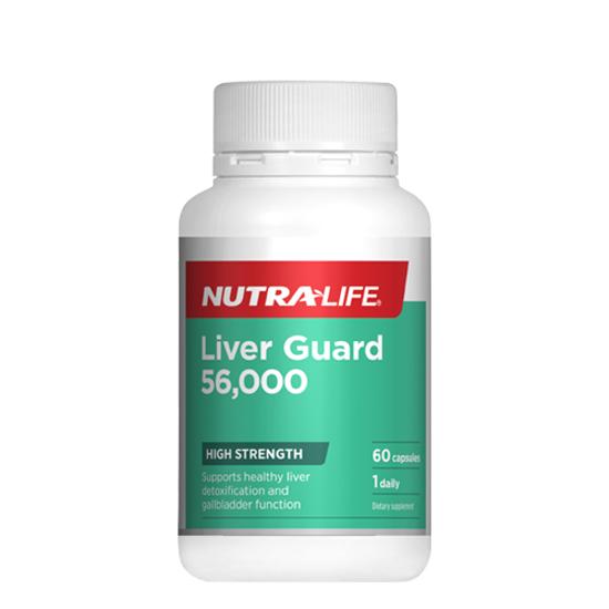 Nutralife Liver Guard 56000 Plus Boldo 60 caps