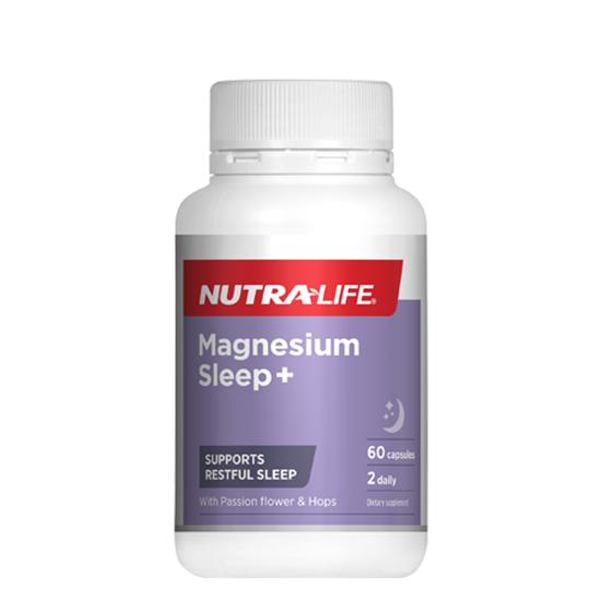 Nutralife Magnesium Sleep+ 60 caps