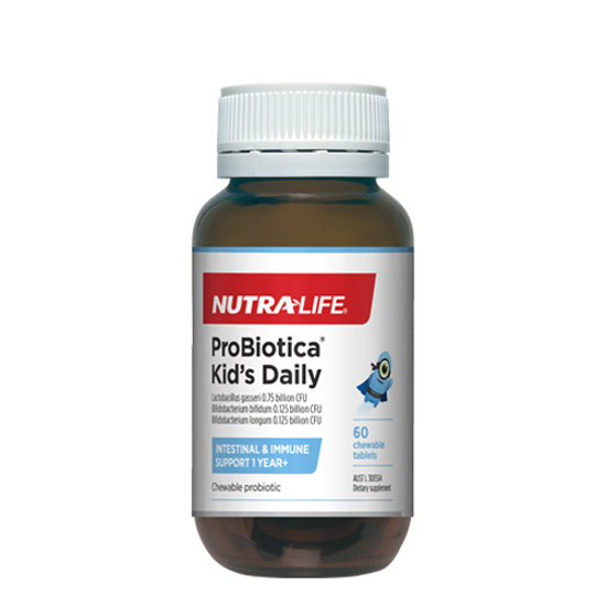 Nutralife PROBIOTICA P3 For Kids Tabs 60s