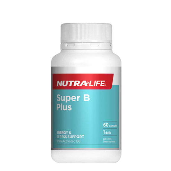 Nutralife Super B 60 caps