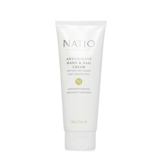 Natio antioxidant hand & nail Cream 100g