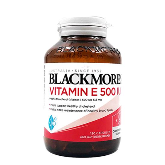 Blackmores Nature E 500IU 150 caps