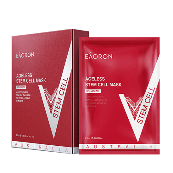 Eaoron Ageless Stem Cell Face Mask 5 piece