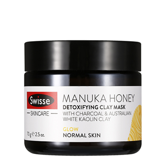 Swisse Manuka Honey Detoxify Facial Mask 70g