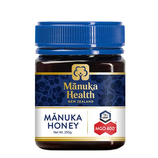Manuka Health MGO™ 400+ Manuka Honey 250gm