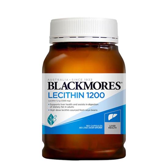 Blackmores Lecithin 1200mg 160 caps