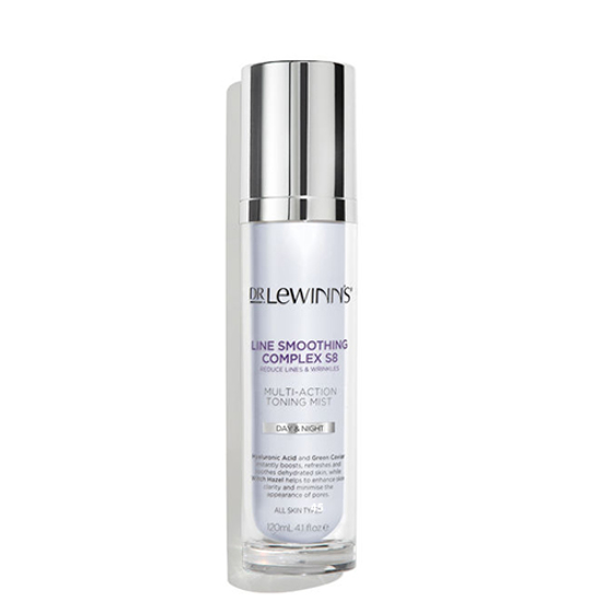 DR Lewinn line smoothing complex S8 Multi-action toning mist 120ml