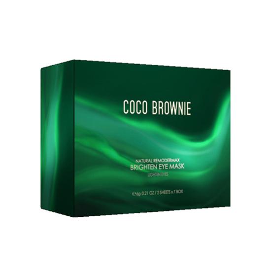 Coco Brownie Brighten Eye mask 2sheets × 7box