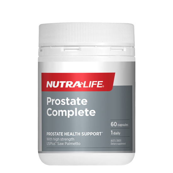 Nutralife Prostate Complete Caps 60s