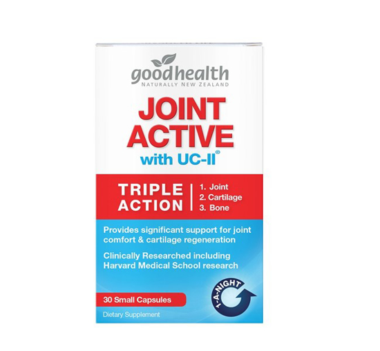 Goodhealth Joint Active with UC-II triple action 30 small capsules