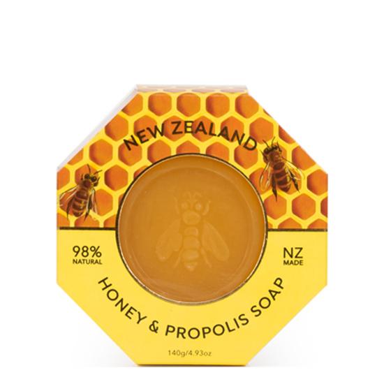Parrs Honey & Propolis Soap 140g