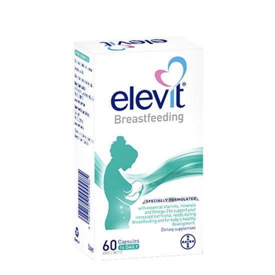 Elevit Breastfeeding 60 caps