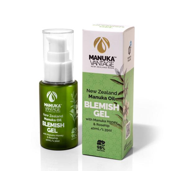 Parrs New Zealand Manuka Oil Blemish Gel 40ml