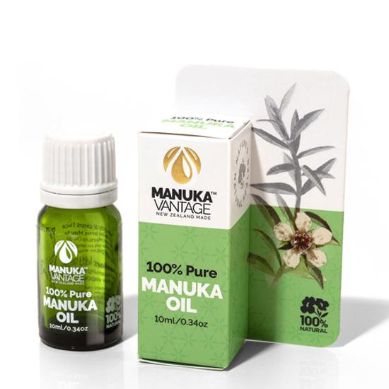 Parrs 100% pure Manuka Oil 10ml