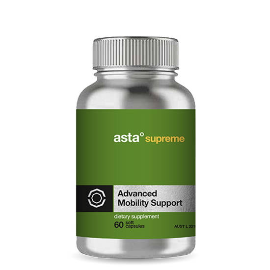 Asta Supreme Health Advanced Mobility Support 60 caps